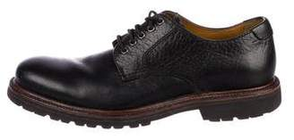 Trask Leather Derby Shoes