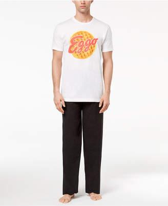 Bioworld Men's Eggo Waffle Pajama