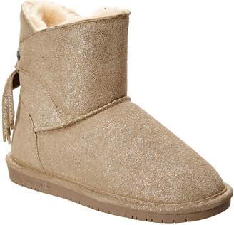 BearPaw Girls' Mia Suede Boot