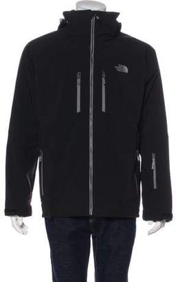 The North Face Hooded Waterproof Jacket
