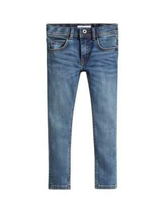 Burberry Skinny Denim Jeans, Size 4-14