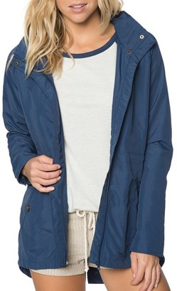 O'Neill 'Wendy' Hooded Jacket $59.50 thestylecure.com