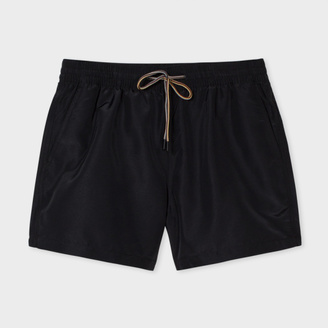 Men's Black Swim Shorts $125 thestylecure.com