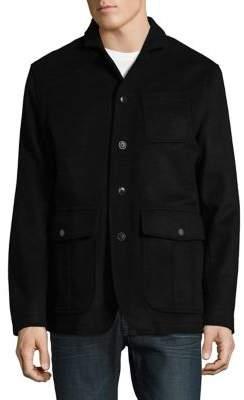 Pendleton Wool-Blend Coat