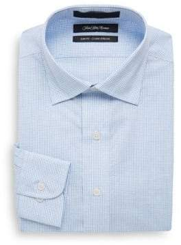 Bugatchi Slim-Fit Wovens Shaped Cotton Dress Shirt
