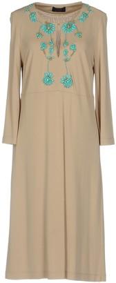 Clips Knee-length dresses - Item 34694790BJ