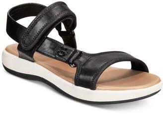 Giani Bernini Foyla Memory-Foam Platform Sandals, Women Shoes