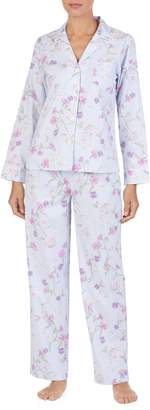 Lauren Ralph Lauren Floral Print Pajamas