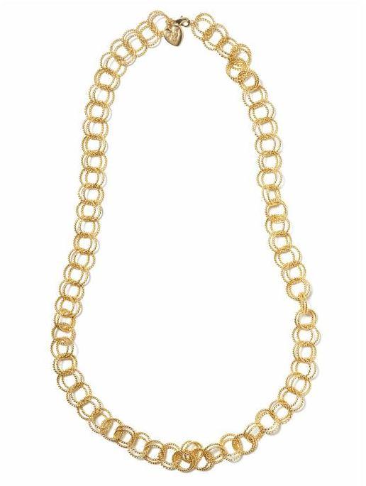 Betsey Johnson Big Links Chain
