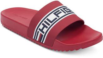 f752323d66dae Tommy Hilfiger Men Rustic Slide Sandals Men Shoes