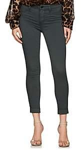 J Brand Women's Anja Crop Skinny Jeans - Green