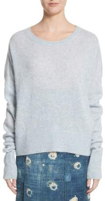 ADAM by Adam Lippes Brushed Cashmere Sweater