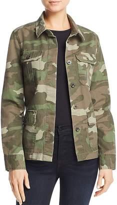 Aqua Camo Army Jacket - 100% Exclusive