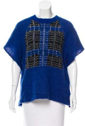 Thakoon Addition Oversize Knit Top