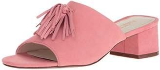 Anne Klein Women's Salome Suede Heeled Sandal