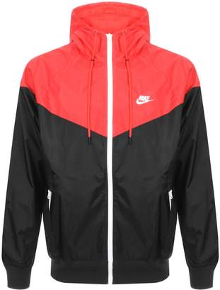 Windrunner Jacket Red
