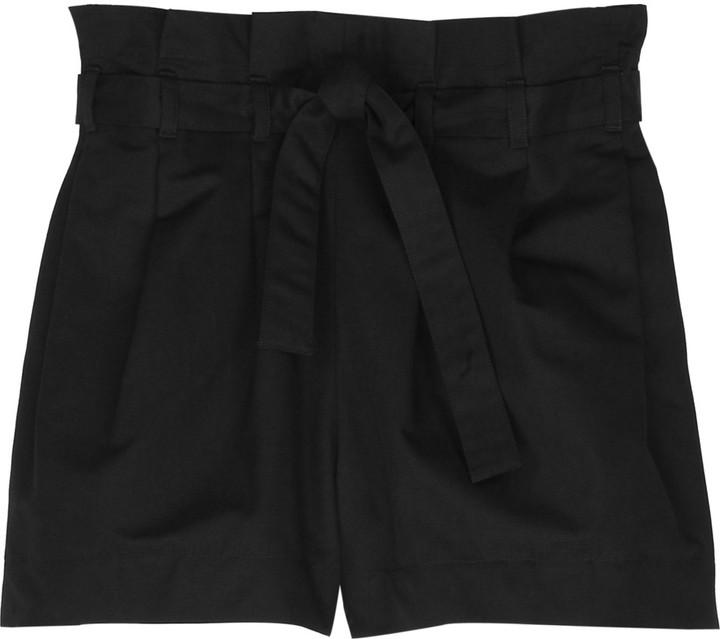 Vivienne Westwood Anglomania 1913 cotton shorts