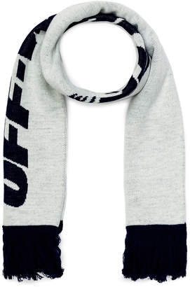 Off-White Off White Wing Off Scarf