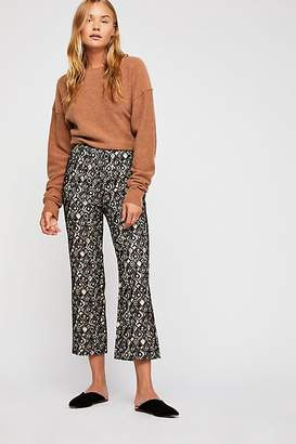 Ale By Alessandra 'Ale By Alessandra Mod Crop Bootcut Pants