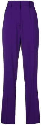 No.21 high waisted tailored trousers
