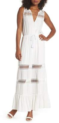 BB Dakota Ranae Gauze Maxi Dress