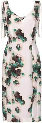 IVAN MONTESI Knee-length dresses - Item 34900563VO