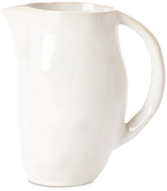 Vietri Forma Small Pitcher - Cloud