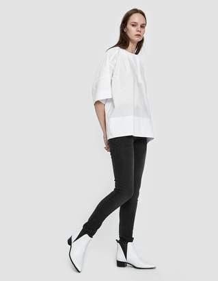Acne Studios Peg Skinny Jean in Used Black