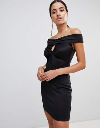 Love Bardot Bodycon Dress