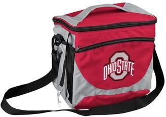 NCAA Logo Brand Ohio State Buckeyes 24-Can Cooler
