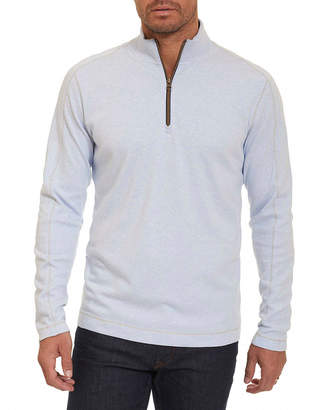 Robert Graham Elia Classic Fit 1/4-Zip Pullover