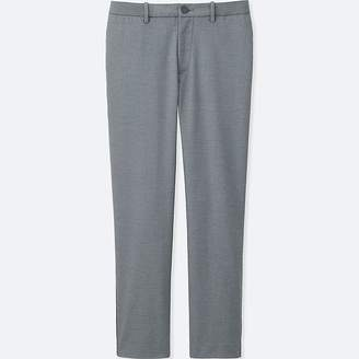 UNIQLO Men's Relaxed Ankle Pants (cotton) $29.90 thestylecure.com