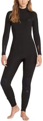 Billabong 3/2 Furnace Synergy Back-Zip Full Wetsuit - Women's