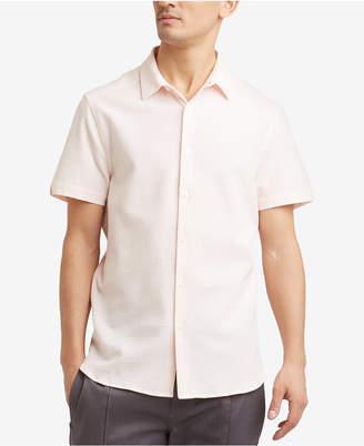 Kenneth Cole New York Men's Seersucker Shirt