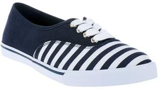 Liz Claiborne New York Lace-up Slip-on Sneakers