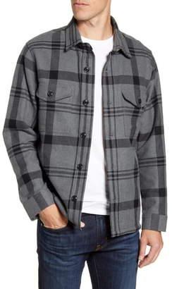 Filson Deer Island Regular Fit Plaid Button-Up Shirt