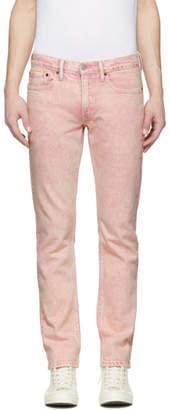 Levi's Levis Pink 511 Slim Jeans