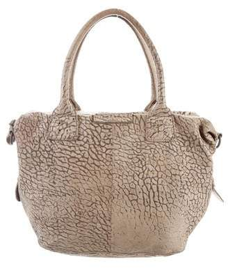 Liebeskind Berlin Print Leather Shoulder Bag