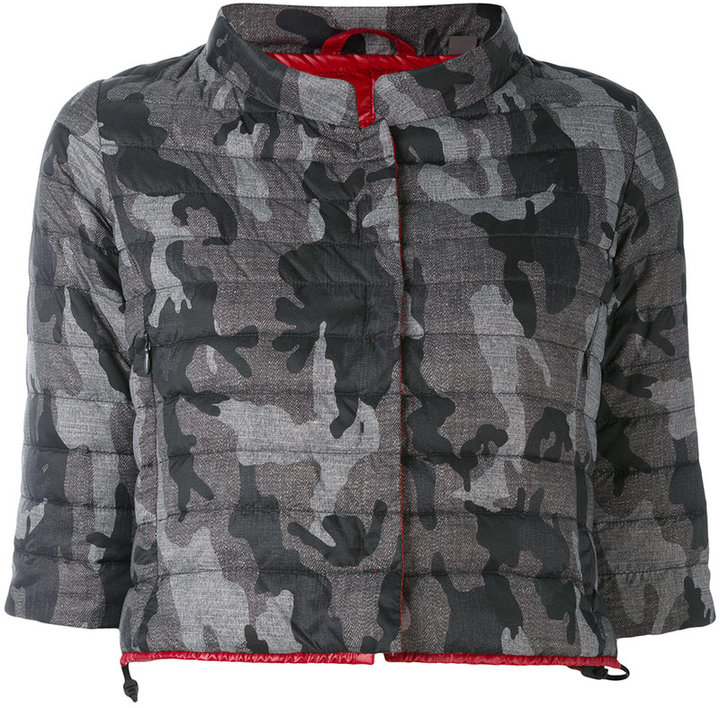 DuveticaDuvetica cropped down jacket