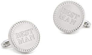 Cufflinks Inc. Best Man Cufflinks