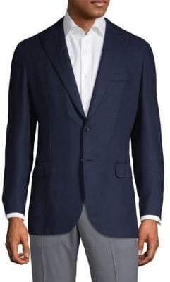 d180ae709cf Brioni Textured Wool Sport Jacket