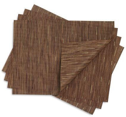Chilewich Brick Rectangular Bamboo Placemat