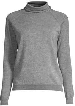 Peserico Lurex Turtleneck