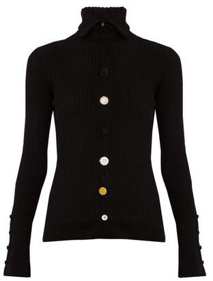 Jacquemus Button-embellished cardigan