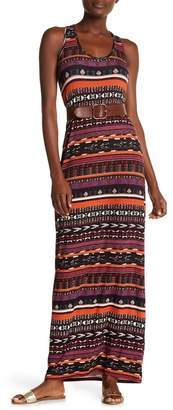 Loveappella Racerback Maxi Dress