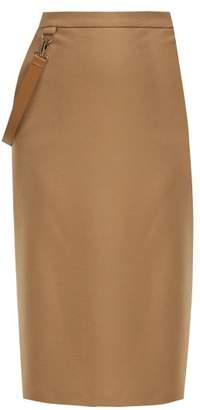 Max Mara - Polder Skirt - Womens - Camel