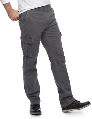 Sonoma Goods For Life Men's SONOMA Goods for Life Regular-Fit Flexwear Stretch Cargo Pants