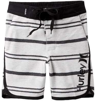 Striped Hangout Walk Shorts (Little Boys)