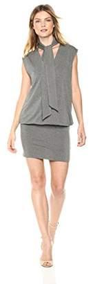 Bailey 44 Women's Academic Tie Neck Dress