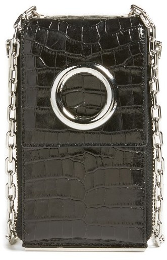 Alexander WangWomen's Alexander Wang Riot Leather Wallet Bag - Black